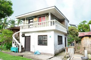 Banlas, Maripipi - Barangay Hall
