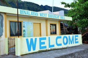 Maripipi Binalayan West - Barangay Hall