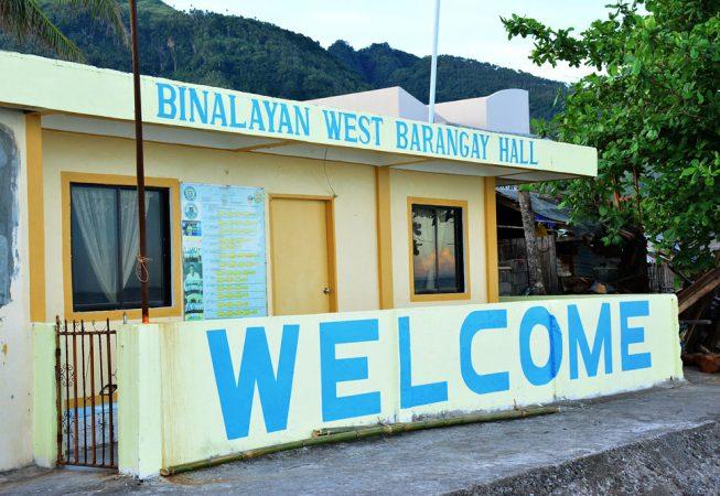 Barangay Binalayan west