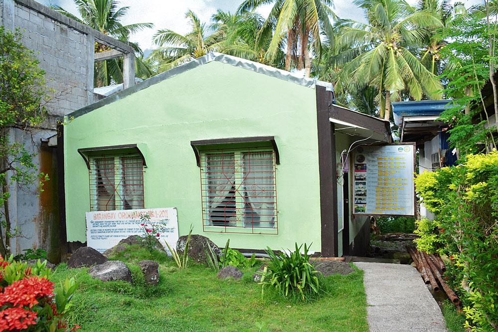 Binongto-an, Maripipi - Barangay Hall