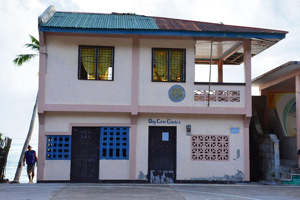 Burabod, Maripipi - Barangay Hall