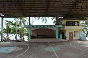 Trabugan, Maripipi - Barangay Hall