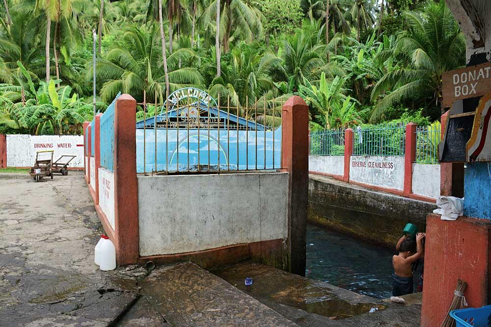 Maripipi - Viga Spring Water