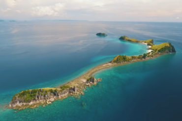 THE MOST BEAUTIFUL ISLAND IN THE WORLD // Sambawan Philippines